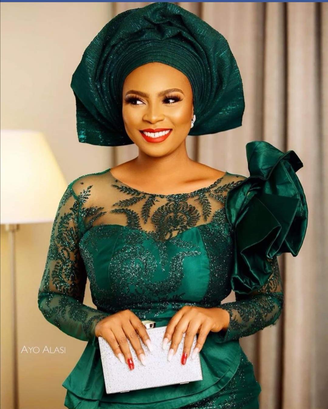 African fashion for wedding