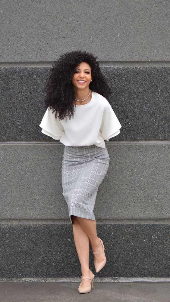 Great professional office/work outfits for women