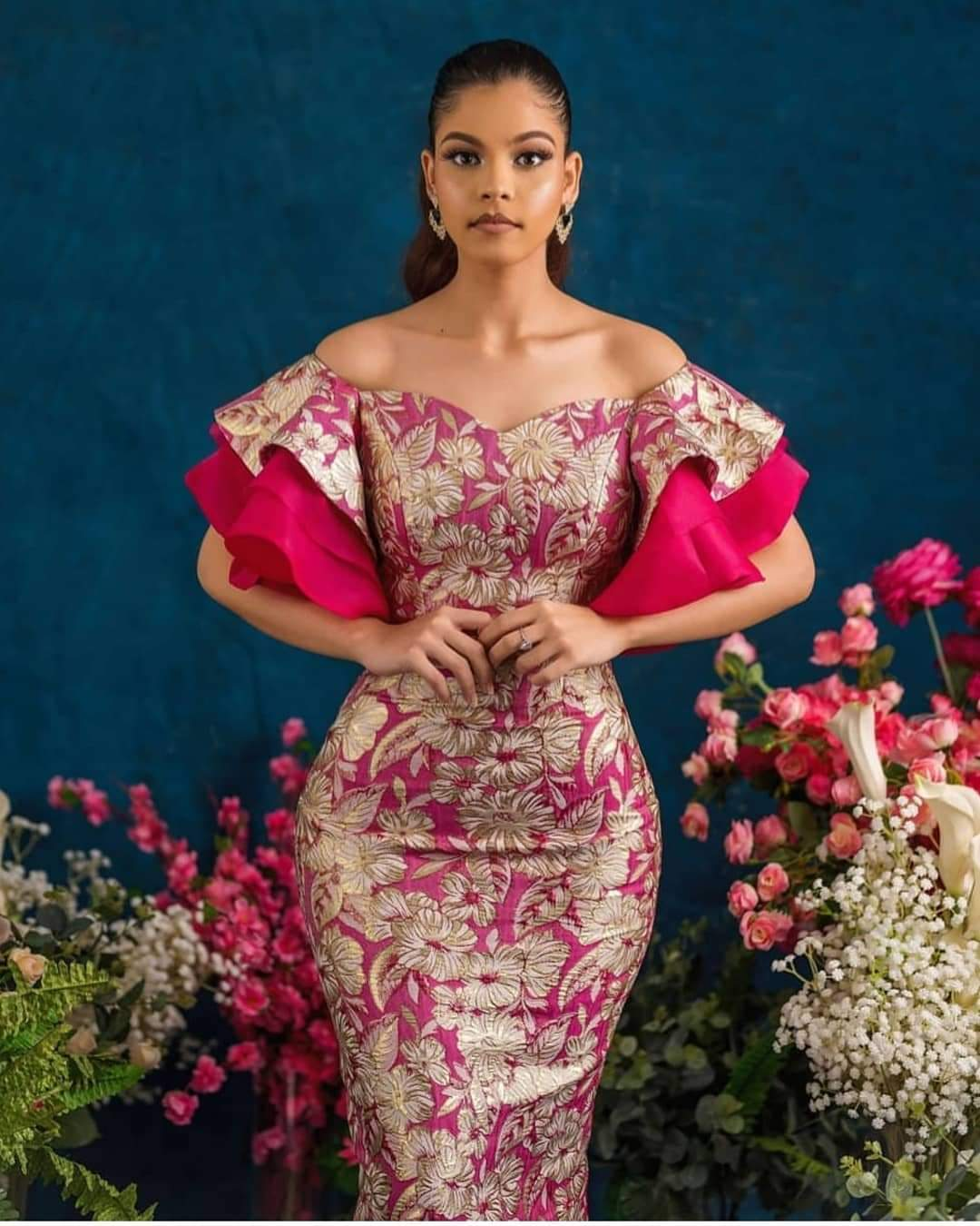 Beautiful African Fashion dresses , Hephzee